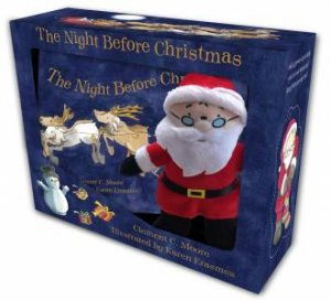 The Night Before Christmas by Clement C Moore & Karen Erasmus