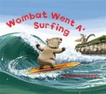 Wombat Went A Surfing