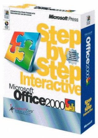 Microsoft Office 2000 Step By Step Interactive by Various
