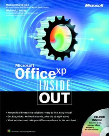 Microsoft Office XP Inside Out by Michael Halvorson & Michael Young