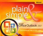 plain and simple microsoft office outlook 2007
