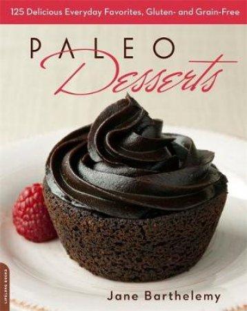 The Joy of Paleo Desserts