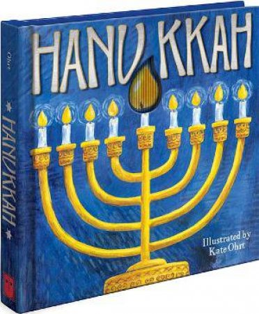 Hanukkah by Kate Ohrt