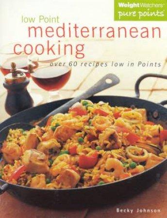 Weight Watchers: Pure Points Mediterranean Cooking by Johnson