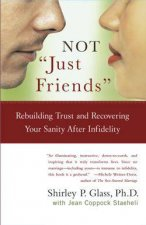 Not Just Friends Rebuilding Trust and Recovering Your Sanity after Infidelity