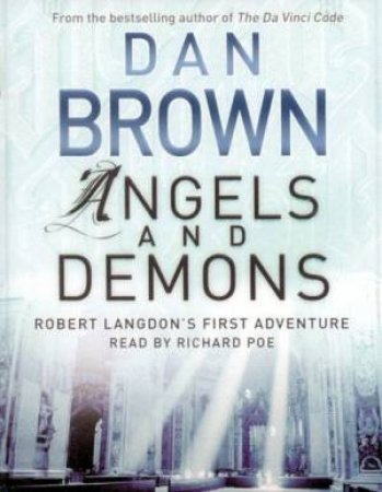 Angels And Demons - Cassette by Dan Brown