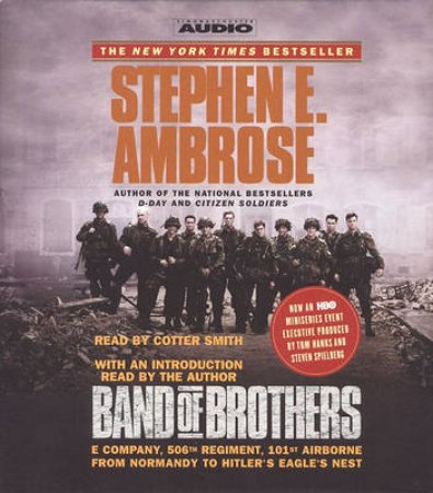 Band Of Brothers  - CD by Stephen E Ambrose