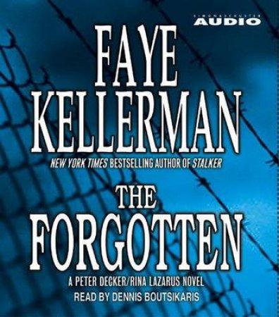 The Forgotten - CD by Faye Kellerman