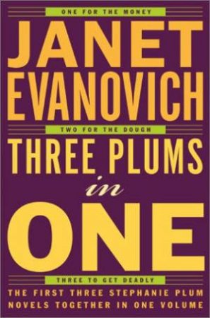 Three Plums In One - CD by Janet Evanovich