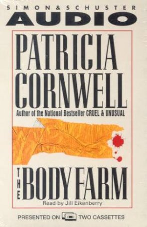 The Body Farm - Cassette by Patricia Cornwell