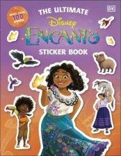 Disney Encanto Ultimate Sticker Book