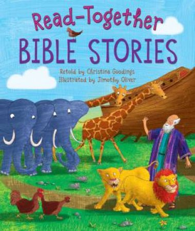 Read-Together Bible Stories