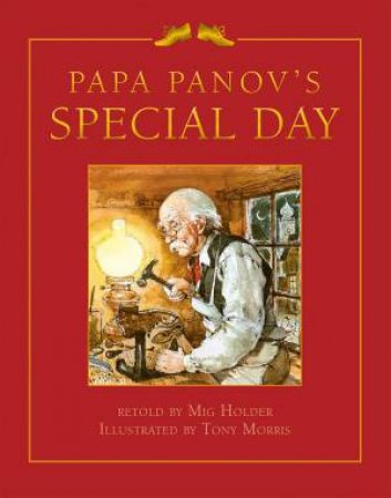 Papa Panov's Special Day by Mig Holder & Tony Moss