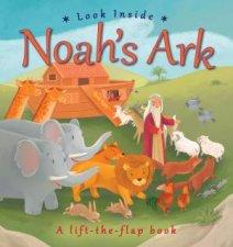 Look Inside: Noah's Ark by Lois Rock & Livia Coloji