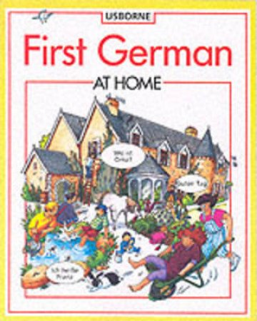 First German At Home by Various