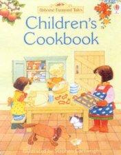 Usborne Farmyard Tales Childrens Cookbook