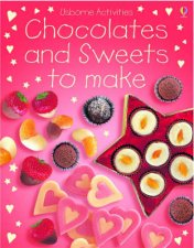Usborne Activities Chocolates And Sweets
