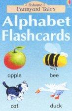 Usborne Farmyard Tales Alphabet Flashcards