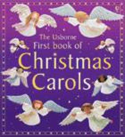 First Book Of Christmas Carols by Eileen O'Brien
