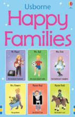 Happy Families: Snap Card Game