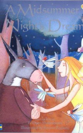 A Midsummer Night's Dream by Lesley Sims & Serena Riglietti