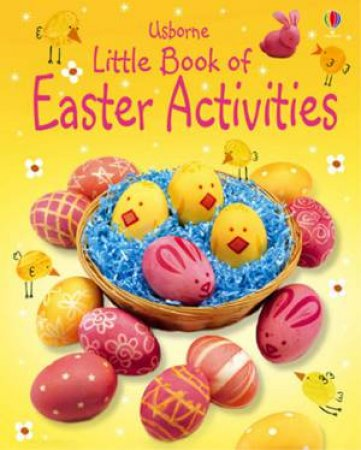 Little Book Of Easter Activities by Fiona Watt