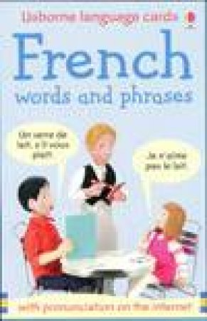First Picture Flashcards French by Felicity Brooks