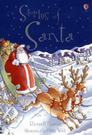 Usborne Young Reading: Stories Of Santa by Russell Punter