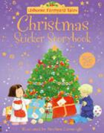 Christmas Sticker Storybook by Heather Amery