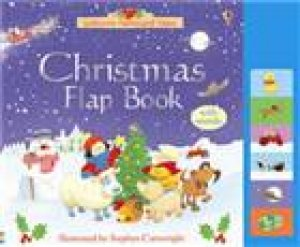 Farmyard Tales Christmas Flap Book With Sound by Heather Amery