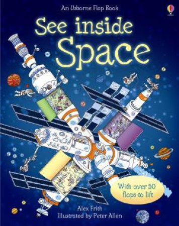 See Inside: Space by Various