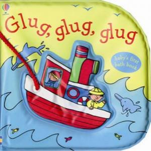 Glug, Glug, Glug Bath Book