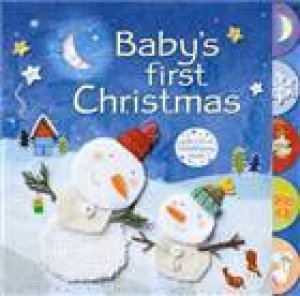 Baby's First Christmas plus CD by Fiona Watt