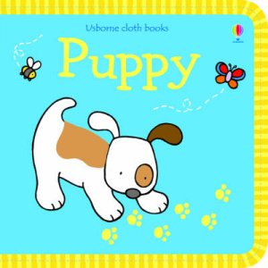 Puppy Cloth Book