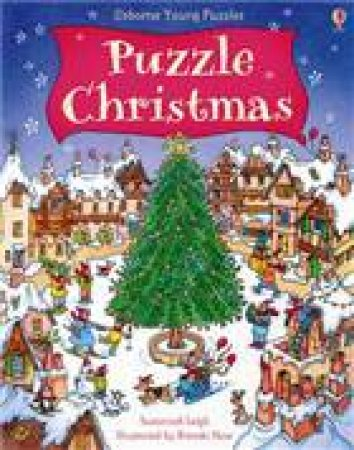 Puzzle Christmas by Susannah Leigh
