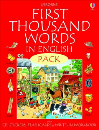 1st 1000 Words Pack