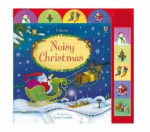 Usborne: Noisy Christmas by Sam Tamplin