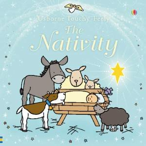 Usborne Touchy Feely: Nativity