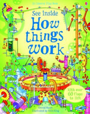 How Things Work: See Inside by Various