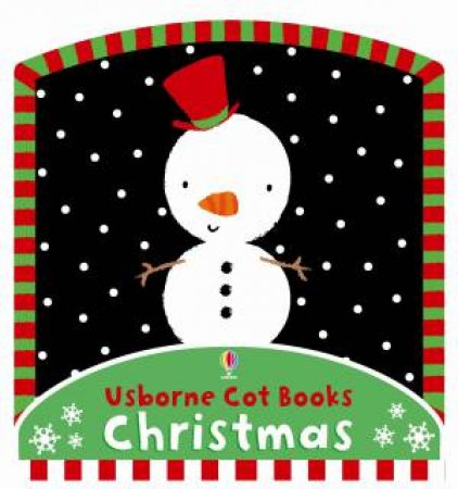 Usborne Cot Books: Christmas by Various