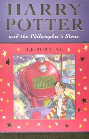 Harry Potter And The Philosopher's Stone - Celebratory Edition by J.K. Rowling