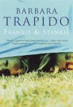 Frankie & Stankie - CD by Barbara Trapido