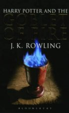 Harry Potter And The Goblet Of Fire  Adult Ed