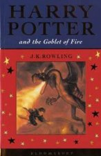 Harry Potter And The Goblet Of Fire  Celebratory Edition