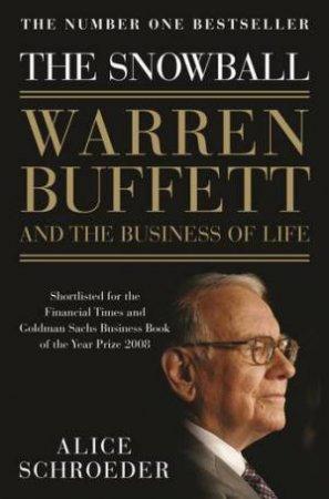 the snowball warren buffet and the business of life by alice rh qbd com au warren buffett book pdf warren buffett books free