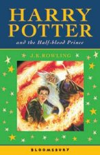 Harry Potter and the HalfBlood Prince Celebratory Ed