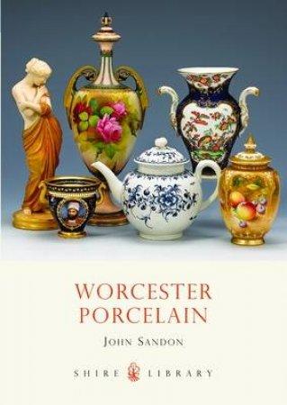 Worcester Porcelain by John Sandon