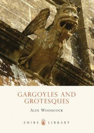 Gargoyles by Alex Woodcock