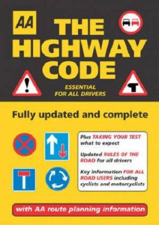 AA: The Highway Code by Unknown