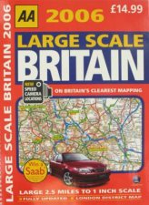 AA Large Scale Britain 2006